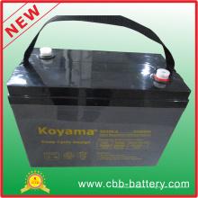 Batterie profonde de bateau de la batterie AGM de cycle marin de la batterie 6V 200ah