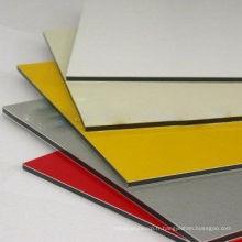 Panneau composite aluminium intérieur / extérieur pour la publicité