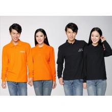 2014 Workwear Printed Logo High Quality Fashion Custom Autumn Polo T Shirt