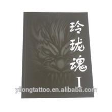 Mejor tatuaje manuscrip tatuaje revista tatuaje libro suministro