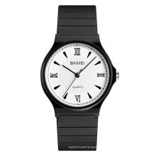 Skmei 1422 cheap watches black simple type ladies quartz custom watches wholesale