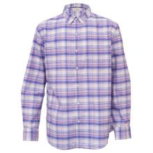 Модные деловые социальные мужские рубашки с длинным рукавом