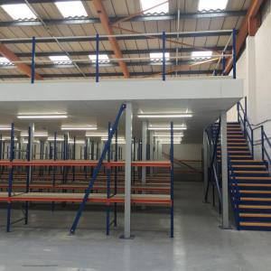 Warehouse Office mezzanine vloersysteem