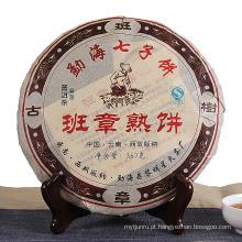 Desintoxicação e benefício emagrecimento Yunnan Menghai mais barato puer chá
