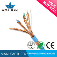 networking cable pure copper cat.7a utp/ftp/sftp/sstp cable 22awg