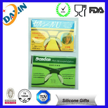Plastic Frame Butterfly Adhesive Nose Pads for Sunglass
