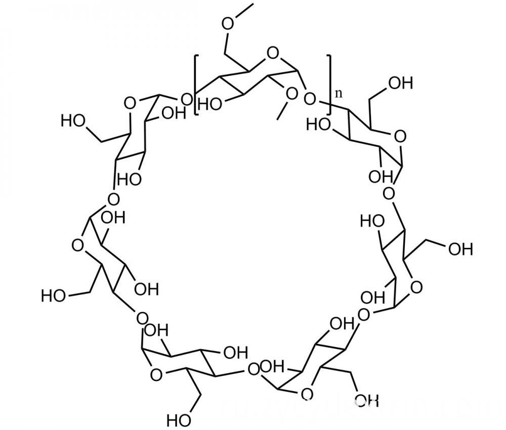 CAS 128446-36-6 Methyl Beta Cyclodextrin