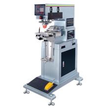 Cojín de color máquina de impresión de etiqueta Hanes de la impresión