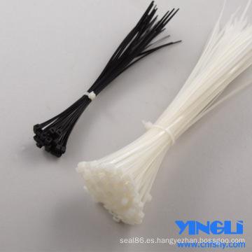 Sujetacables de nailon autobloqueante de 20 cm de longitud