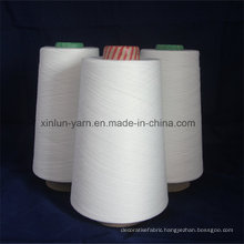 Waxed Viscose Yarn for Knitting Weaving (Ne30/1)