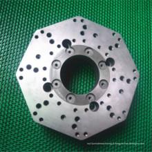 Pièces de rotation en métal de précision de tour de commande numérique par ordinateur faites de pièce de rechange d'acier inoxydable Vst-0846