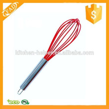 New Design BPA Free Custom Silicone Whisk Egg Beater Blender