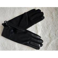 Großhandel Damen PU Handschuh Touchscreen