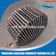 Embalagem de coluna de gaze de fio de destilação de aço inoxidável
