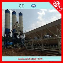 Certificado CE Planta de concreto úmido (HZS50)