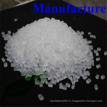 Polypropylène en plastique recyclé de granules HDPE / LDPE / PP