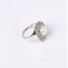 Factory Direct Wholesale Fashion Jewelry Ring with Rhinestones