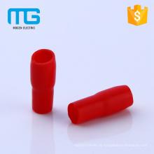 Posicione o terminal de tubos totalmente isolado com fio durável