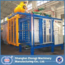 Máquina del EPS, máquina automática del moldeado del bloque del vacío del EPS