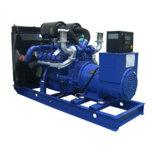 400kw 550kVA Doosan Diesel Generador de ruido bajo