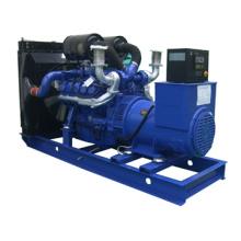 Ensemble générateur de bruit à faible consommation de 400kw 550kVA Doosan Diesel