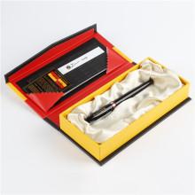 Coffret cadeau stylo magnétique en papier carton imprimé