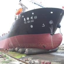 Barca Lançamento Tipo Navio Lançamento Airbags