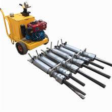 Rock Demolition machine hydraulic stone splitter price