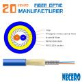 Figura 8: Cables de red de fibra óptica de fibra monomodo de modo único