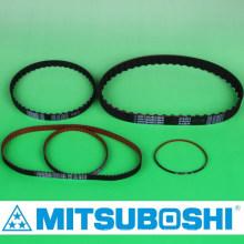 Correa de distribución flexible de correas Mitsuboshi. Hecho en Japón (correa de distribución de la PU)
