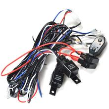 LED werklicht voor Double Color Light Bar Wire Harness