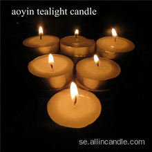 3hs unscented Tealight ljus 14g