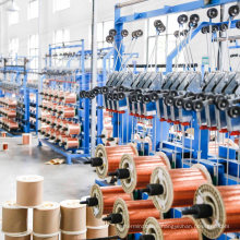 Machine System Equipments Drawn Copper Wires
