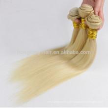 platinblondes menschliches haar extension flechten 613 blonde haare weben