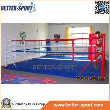 China Floor Grounded Boxing Ring De Melhor-Esporte