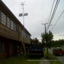 Generador de turbina de viento para la escuela de Sunningpower (MAX 600W)