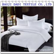 Uniform fabric tc 65/35 bleached