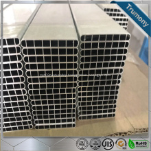 Parallel flow flat micro channel aluminium pipe