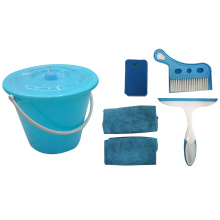 Factory Made New Design Wholesale Cheap Mini Plastic Water Bucket