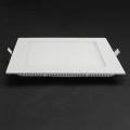 Quadratisches LED-Panel-Licht 3W-24W