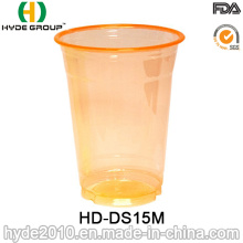 16oz Disposable Plastic Pet Cup with Dome Lid