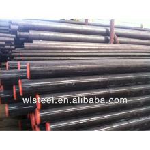 сталь q235 стальные бесшовные Галс трубы для низкого давления жидких доставки