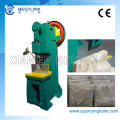 Good Productivity Breaking Machine for Split Natural Face