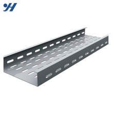 Electro Zinc Plated Ventilated Cable Tray sizes