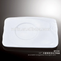 CHAOZHOU Hotel&Restaurant white porcelain sauce plates,porcelain dinnerware,charger plate