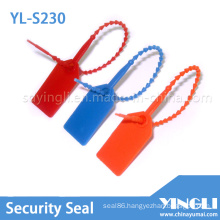 Disposable Plastic Seals with Serial Number (YL-S230)