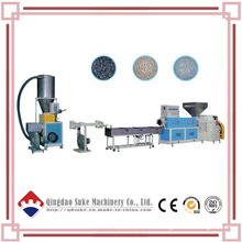 Plastic Hot Granulating Extruder Production Line with Ce
