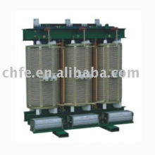 Fan Cooled On Load Power Transformer