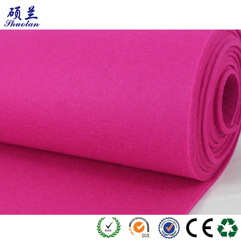 Customized Polyester Felt Fabric