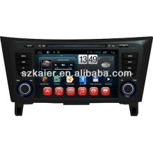 Android System Auto DVD für Nissan Qashqai / X-Trail mit GPS / Bluetooth / TV / 3G / WIFI